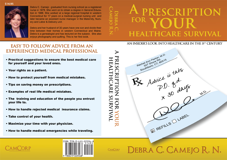 A Prescription For Your Healcare Survival